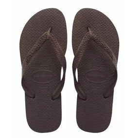 Fight For Your Right Ojotas Havaianas Originales Mujer Brown
