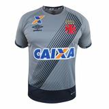 Camisa Do Vasco Goleiro Cinza Lançamento Nova Todos Modelos