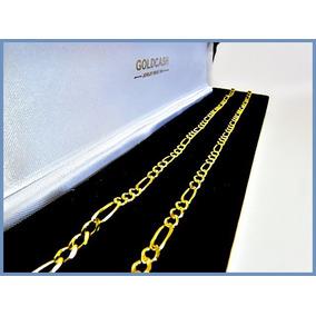 Cadena Oro Amarillo Solido 10k Mod. Cartier De 3mm 9grs Acc