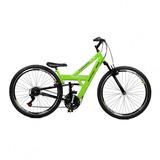 Bicicleta Aro 26 Masc Kanguru Style Rebaixada - Master Bike