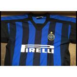 Camisa De Colección Del Inter De Milánmilan