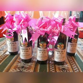 Souvenirs Botellitas De Fernet 30, 40,50, 60... Años Mujer