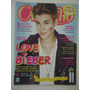 Capricho #1168 Ano 2013 Justin Bieber - Poster Taylor Swift