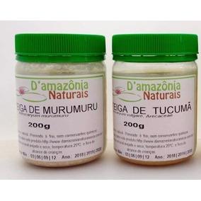 Manteigas Da Amazônia- Kit Murumuru E Tucumã