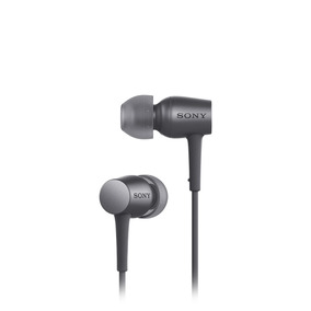 Sony - Mdr-ex750a Audífonos Internos De Audio Hi-res - Negro