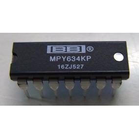 Mpy634 Multiplicador Analogico Mpy 634 Analog Multiplier