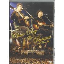 Dvd Chico Rey E Paraná Ao Vivo