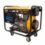 Generador Electrico Diésel 220v 5,5kva Manual,fullmak Chile