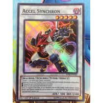 Yugioh Accel Synchron Envio Gratis