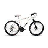 Bike Aro 26 Wny Quadro Alumínio 21v Kit Shimano Freio Disco