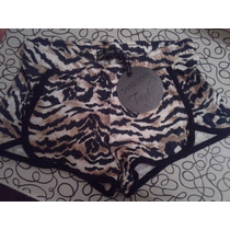Short Animal Print Martina Di Trento Talle 1