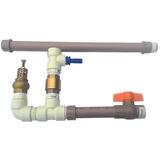 Carneiro Hidraulico 1 Pol Bomba D Agua Ecologica Pvc Caseiro