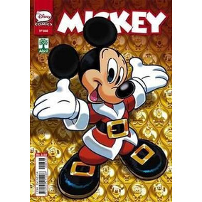 Mickey # 868 - Abril - Dez/2014
