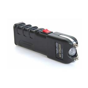 Arma De Choque Discreta Segurança Pessoal + Lanterna