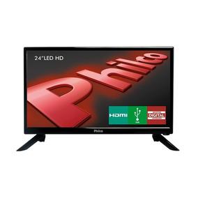 Tv 24 Led Hd Ph24n91d 1 Usb, 1 Hdmi, Dtv , Preto - Philco