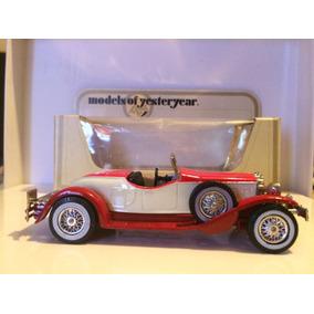 Bearcat 1931 Matchbox Models Of Yesteryears By Lesney