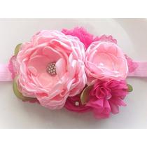 Cintillos Tipo Bouquet Para Niñas, Bebes