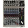 Peavey Pv10 Usb Consola Mixer Efectos 10 Canales 6 Mono Xlr