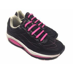 Zapatillas Deportiva Mujer Caminar Estilo Perfect Steps