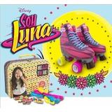 Patines Originales Soy Luna, Botin Cuero Stock Disponible ¡¡