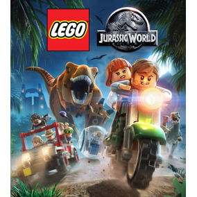 Lego Jurassic World Park Ps3 .: Finalgames :.