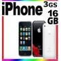 Iphone 3gs 16gb Original Apple Libre Telcel Movistar Regalos