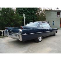 Cadillac Sedan Deville Placa Preta