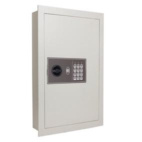 Caja De Seguridad Digital 22 Pulg De Pared Color Blanco