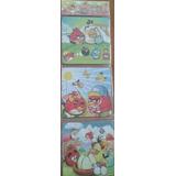 Rompecabezas 60 Piezas Angry Birds/princesas/pooh/mickey