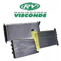 Radiador Ford Escort Zetec 1.6 1.8 16v C/ar 97 Em Diante
