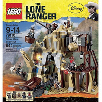 Lego The Lone Ranger Set 79110 Silver Mine Shootout