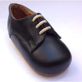 Zapatos De Bebé Nene Niño Bautismo Fiesta Cuero Calzado