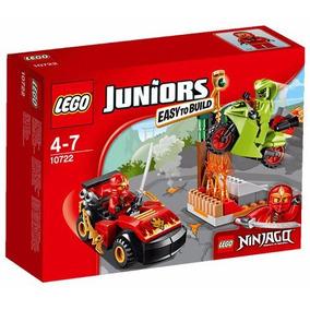Lego Juniors 10722 Ninjago Snake Showdown Accesorio Educando