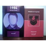 1984 Y Rebelión En La Granja George Orwell Lote X 2 Libros