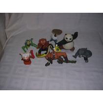 Muñecos Kunfu Panda