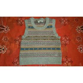 Sweater Chaleco Bebe Paula Cahen Danvers