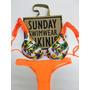 Corpiño De Bikini Sunday Plumas