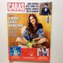 Revista Caras Gisele Bundchen Letícia Spiller Luciana Nº1044