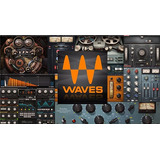 Waves | Plugins De Audio Vst | Aax | Rtas | V9.6