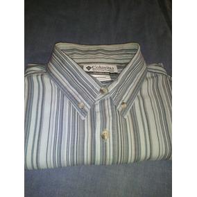 Camisa Columbia 100% Algodón Original