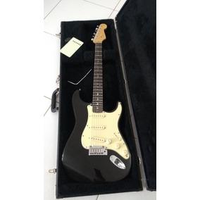 Guitarra Fender American Deluxe Stratocaster Sss , Com N3