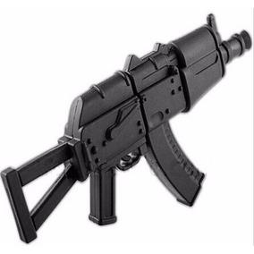 Usb Figura 16gb Pistola Uzi