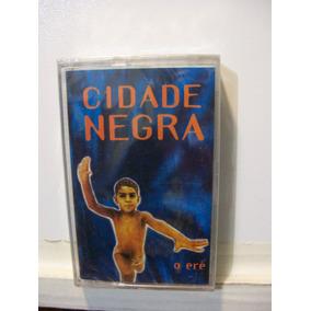 Cidade Negra, O Erê, Fita K7 Original Lacrada Rara