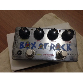 Pedal Zvex Box Of Rock - Booster/overdrive