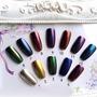 Efecto Cromo Uñas Polvo Decoracion, 12 Colores, Garantizado!