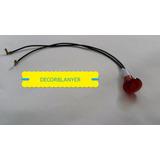 Bombillo Y Su Cable Original Para Calentador De Agua Record