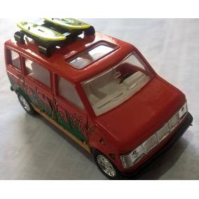 Miniatura Van Vermelha Raridade Anos 80 - Super Promoção!