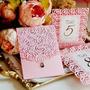 Invitación Tarjeta Matrimonio Boda Quince Años Cumpleaños