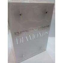 Perfume Armani Diamonds 100 Ml Giorgio Armani Feminino Orig