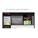 Sistema De Alertas Vía Web Móvil Para Municipalidad